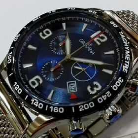 Pánské hodinky chronograf - Dubí ccacfe89cc1