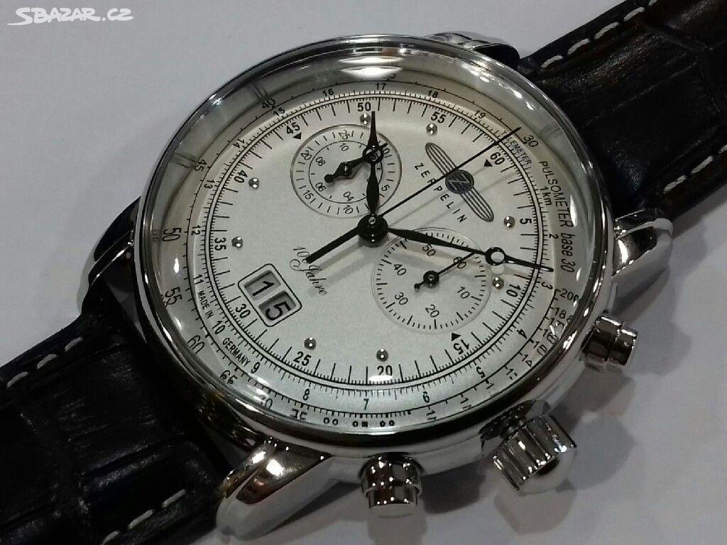 100% nové hodinky zn. Zeppelin - Děčín - Sbazar.cz 891d11c4181