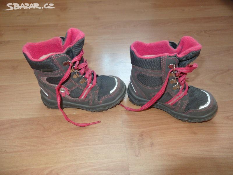 zimní boty Superfit 8d3e7f3ccb