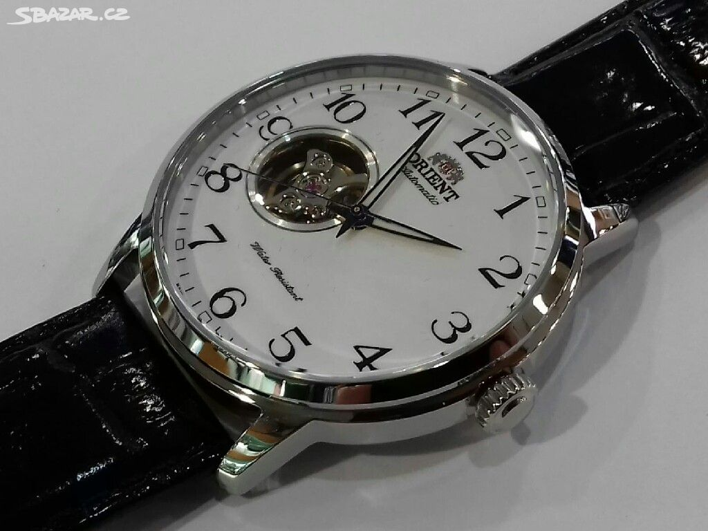 d78ae5da9 100% nové hodinky zn. Orient, automat - Děčín - Sbazar.cz