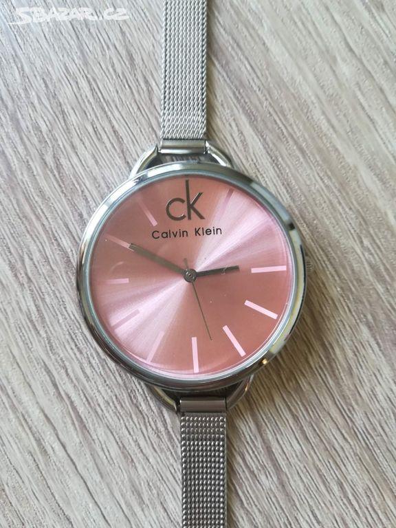 Luxusní dámské hodinky - stříbrné - Abertamy 811b874903