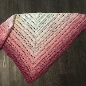 3999adcbf58 Háčkovaný šátek Ludvík - Úžice