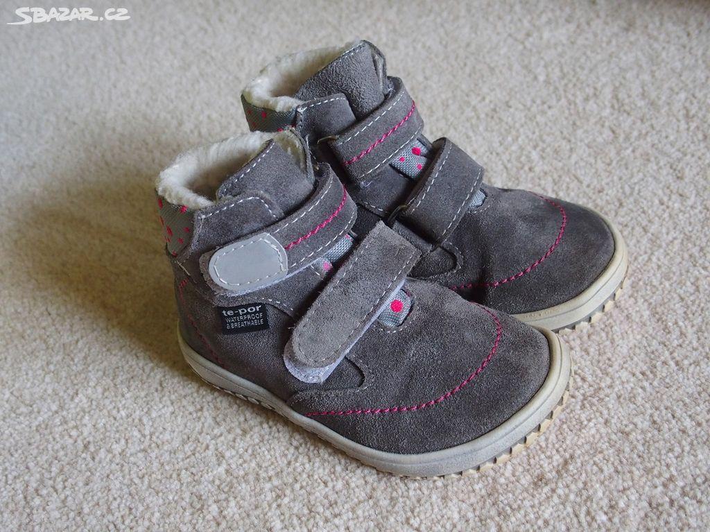 Barefoot zimní boty Jonap B5 vel. 25 - Rokycany - Sbazar.cz fc30041150