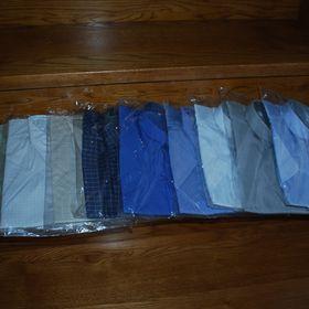 190 KčVřeskovice. Pánská košile krátký rukáv c14acac72b