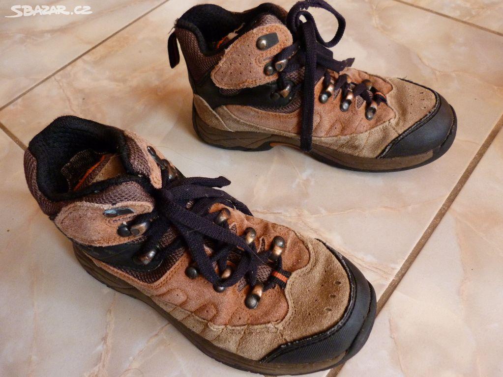 Značkové dětské boty kožené NUMERO UNO vel. 34 - Kyjov 5088704c08