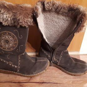Inzeráty kozačky vel.34 - Dětské zimní boty bazar - Sbazar.cz 73a82373e3