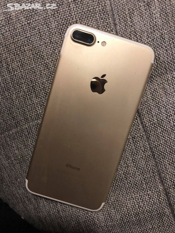 Iphone 7 plus 32gb GOLD Záruka+ Guess kryt - Roudnice nad Labem ... 33921c01fd0