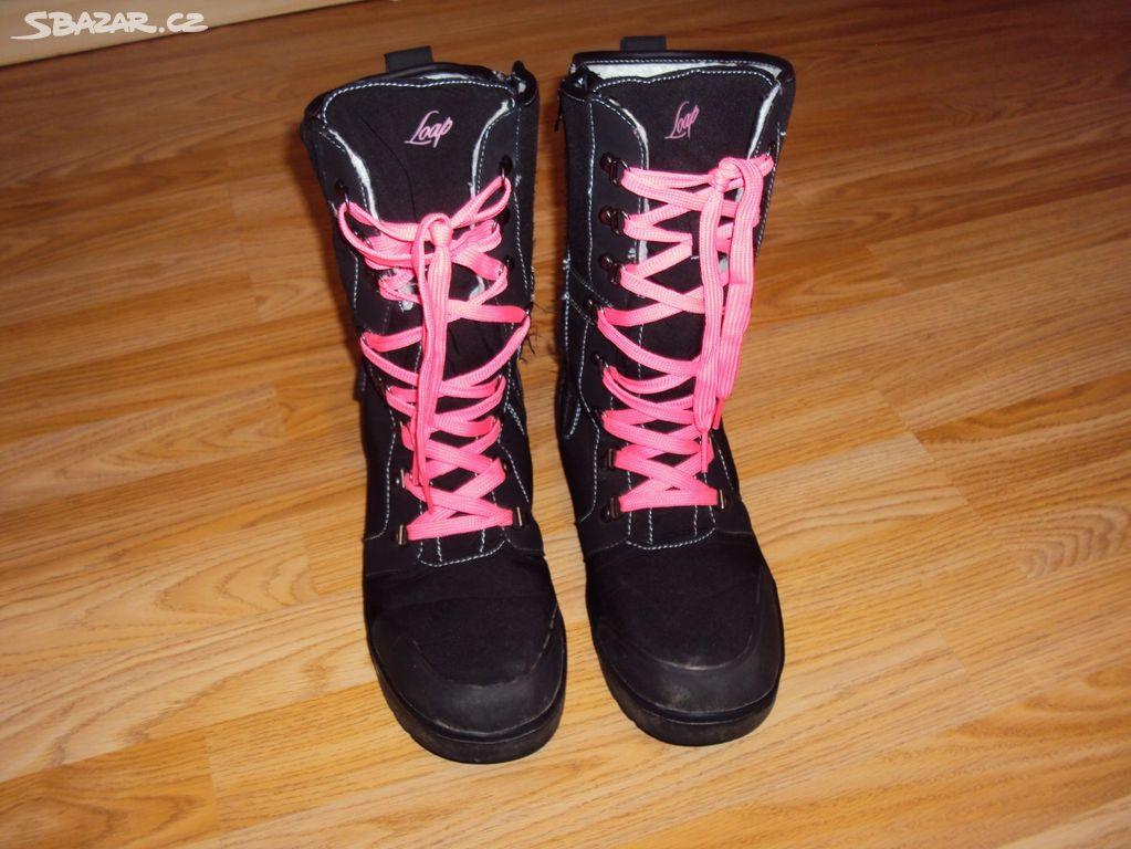zimní dámská obuv - Hlinsko 348fb9d09b