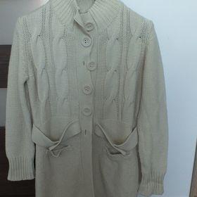 Nejlevnější inzeráty pletený kabát - Bazar a inzerce zdarma - Bazar ... 9bc5f35fad