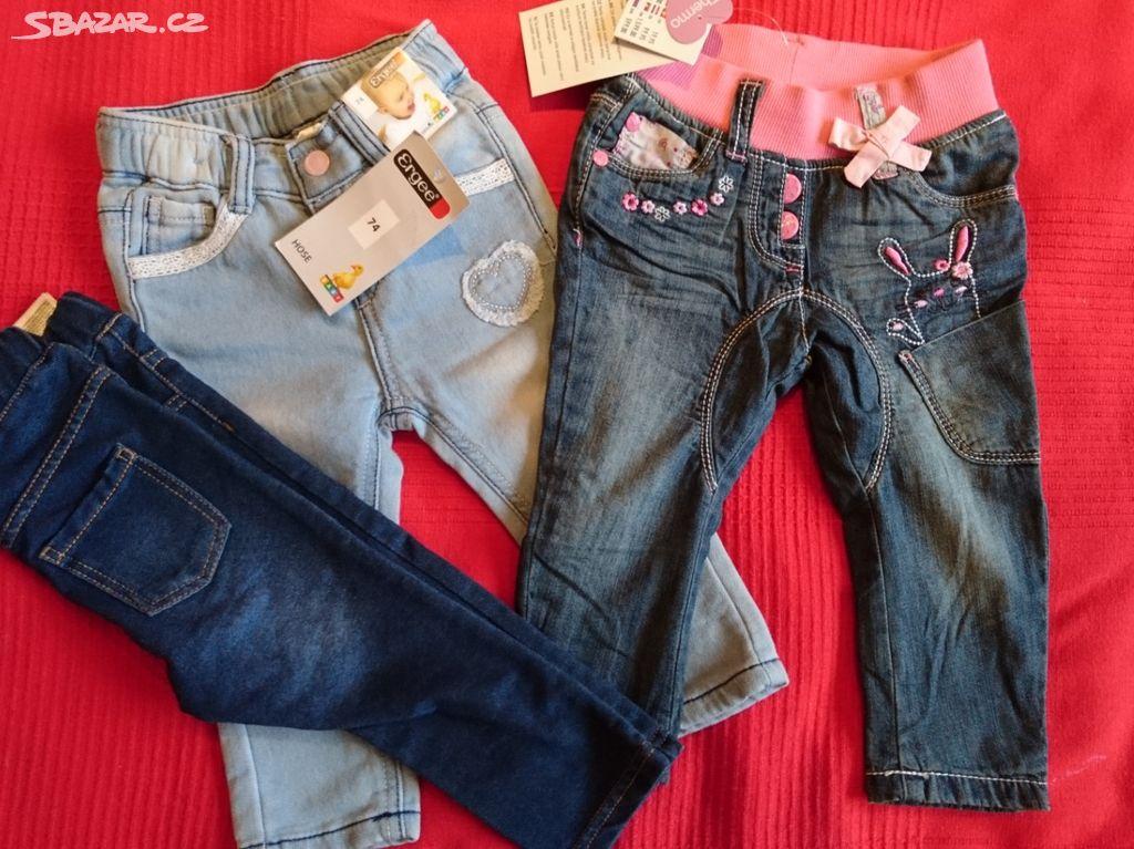 Nové džíny a džegíny H M ea8db5e75d