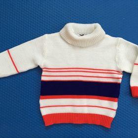 a2bce1fc1e7 Inzeráty Svetr rolákem - Oblečení pro děti od 1 do 3 let bazar ...