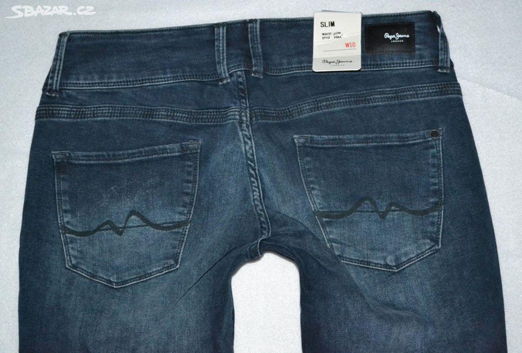 Džíny s elastanem Pepe Jeans Vera v. 31 32 ed34e774fb