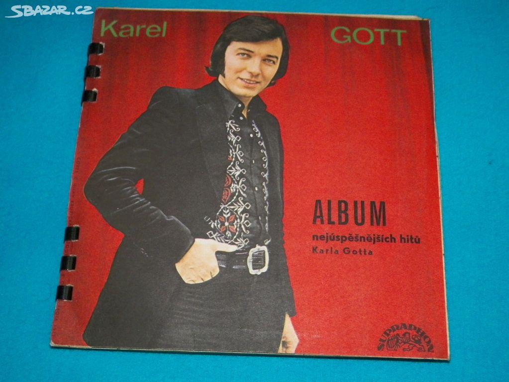 Výsledek obrázku pro album karel gott