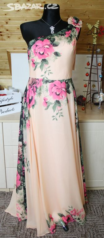 d631e624b74 Grace karin květované šaty vel 40-42 - Opava - Sbazar.cz