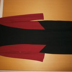 Prodám černo-červené šaty - Ostrava - Sbazar.cz 7655506448