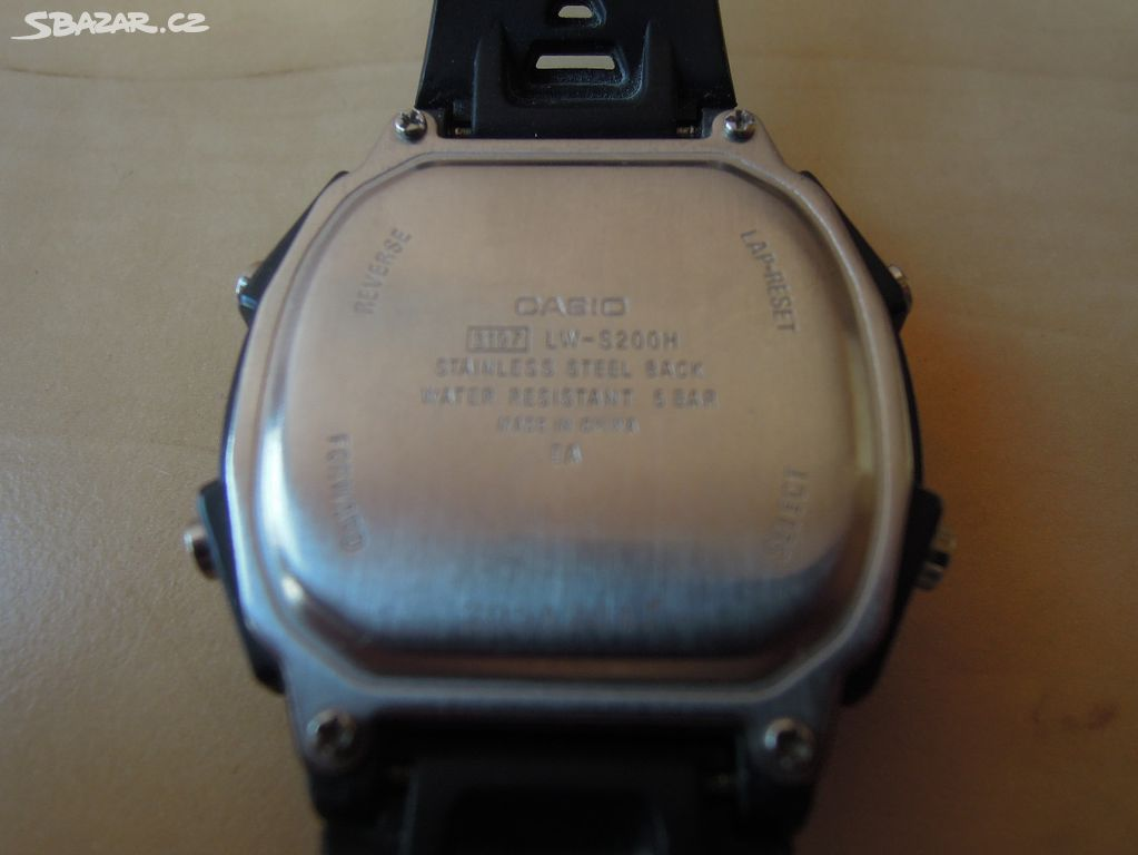 Dámské hodinky Casio LW-S200H invalida - Ústí nad Labem - Sbazar.cz 12f217b8f81