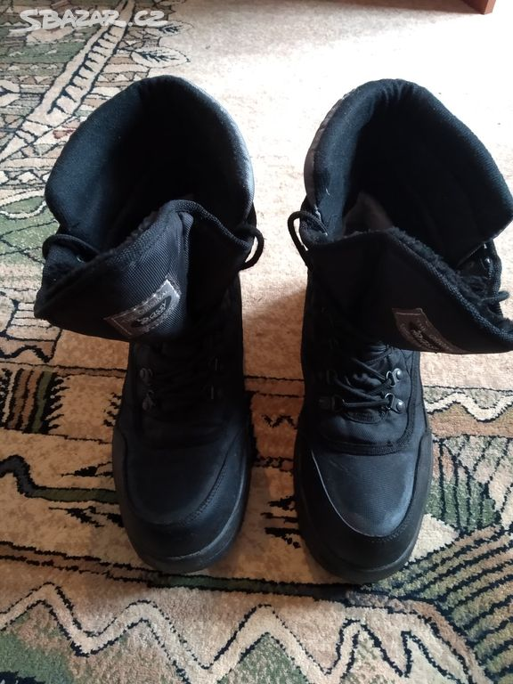 Zimní boty - Chrudim - Sbazar.cz c620502ce2