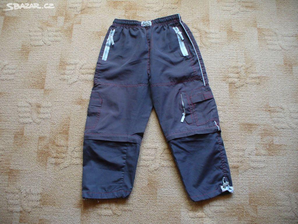 12ee6cd8089 Dětské šusťákové kalhoty vel. 122 - Volary