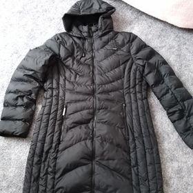 Černý kožený kabát zimní vel.S M - Italy - Kozolupy b08b91aeb6d