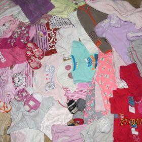 Inzeráty balík oblečení na holčičku - Kojenecké oblečení bazar ... 5e846a6500