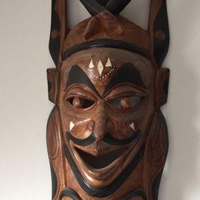 Inzeráty dřevěné masky - Bazar a inzerce zdarma - Sbazar.cz 9334cae498