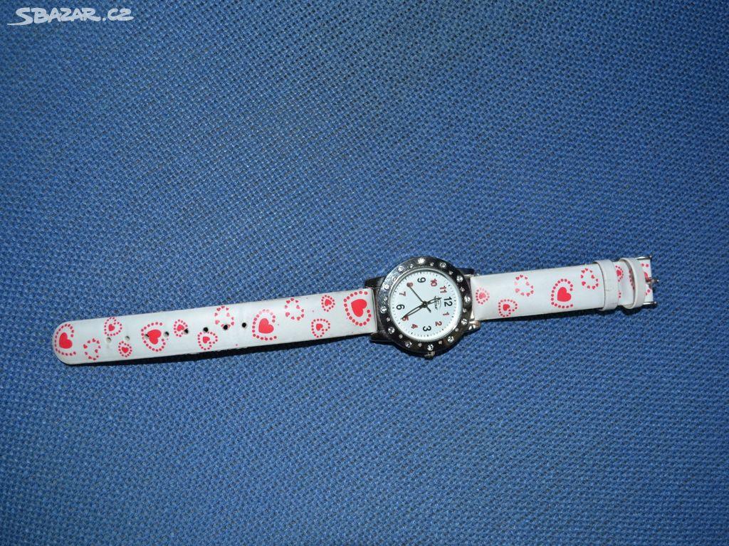 Dívčí hodinky - Buková 381cc68259c