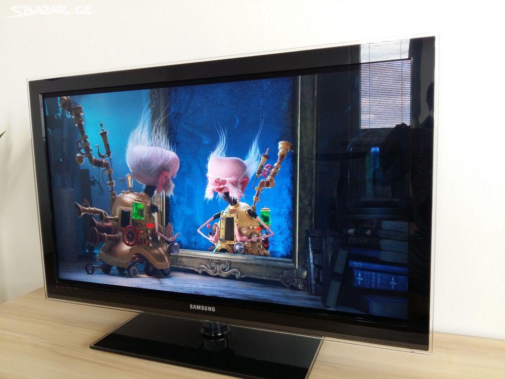 70685fbd2 Samsung LE40654 LCD FULL HD 1080p. Top - Praha - Sbazar.cz