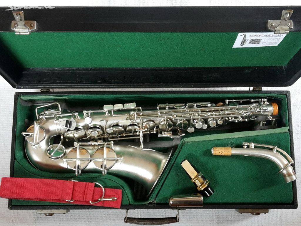 Weltklang No 5943 - Alt saxofon po GO ,se zárukou