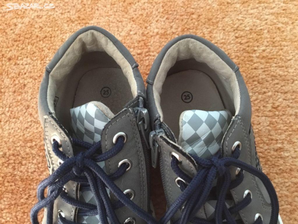 Dětské boty Baťa vel. 25 - Olovnice 1f30db79ac