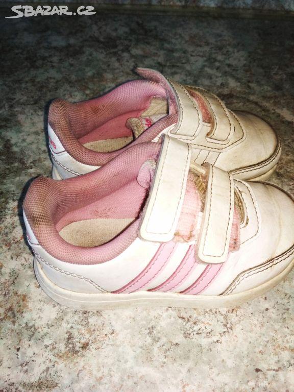 5f2854d4f01 Dětské boty zn.adidas vel.23 (13cm) - Jihlava - Sbazar.cz