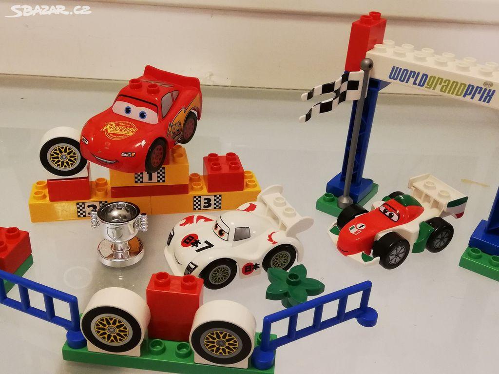 Lego Duplo Cars 5839 World Grand Prix Beroun Sbazarcz