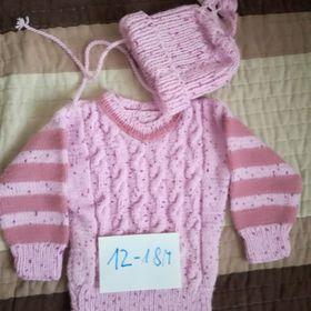 12cdc3eec112 Inzeráty pletený svetr - Oblečení pro děti od 1 do 3 let bazar ...