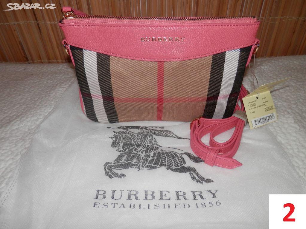 939441f00e Kabelka (crossbody) Burberry - Dubí