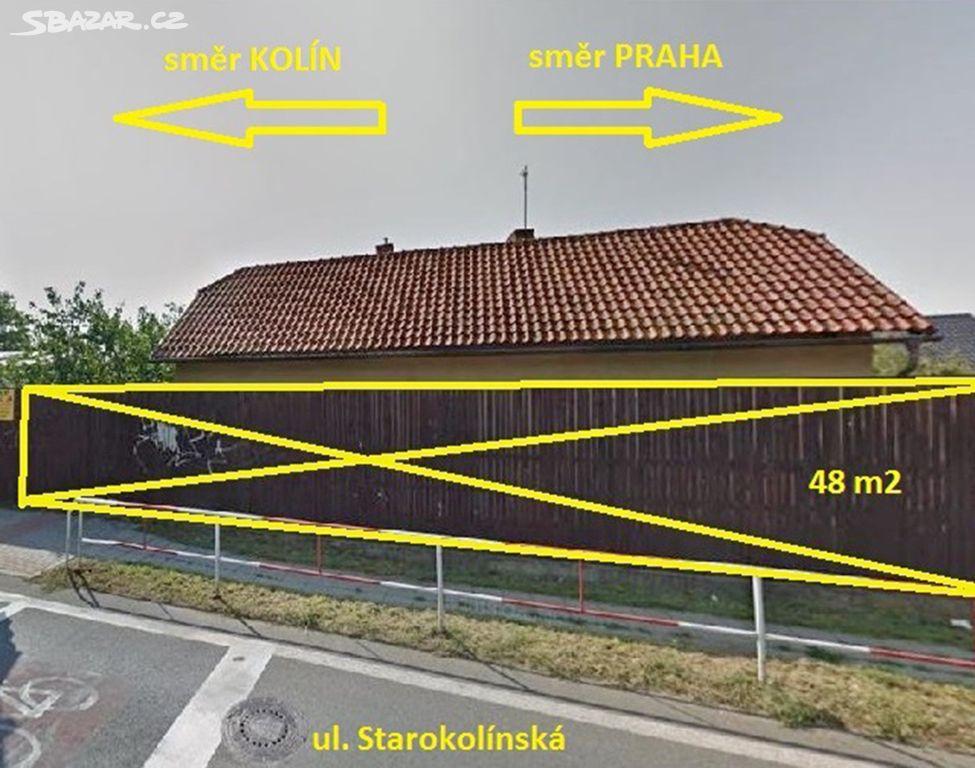 3bcd6a88a NABÍDKA REKLAMNÍ PLOCHY 400 Kč/m2/měs, PRAHA-KOLÍN - Praha - Sbazar.cz