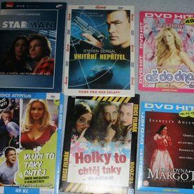451ab9e5d 3x DVD Srdcová sedma,Trhni si,Protivný holky - Praha - Sbazar.cz