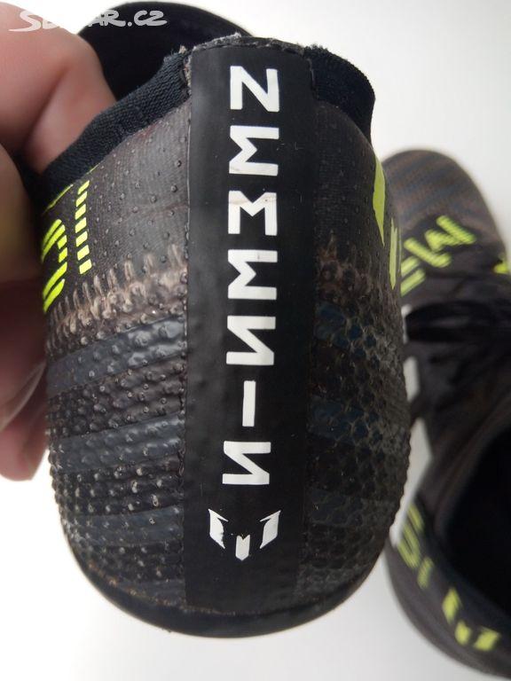 02286dd9286ee Kopačky adidas NEMEZIZ MESSI FG 17.1 JR - Říčany, Praha-východ ...