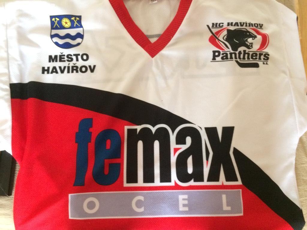 4a41df8c1a03c Hokejový dres HC Havířov Panthers - Zlín - Sbazar.cz