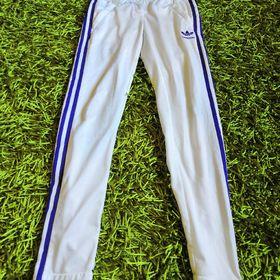 bc56691ab Dámské tepláky Adidas 36 original. Inzerát byl odebran z oblíbených.