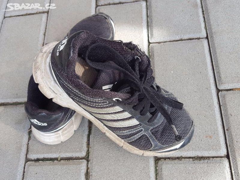 bc18ef20e7 Dětské botasky tenisky Adidas vel. 33 - Hranice