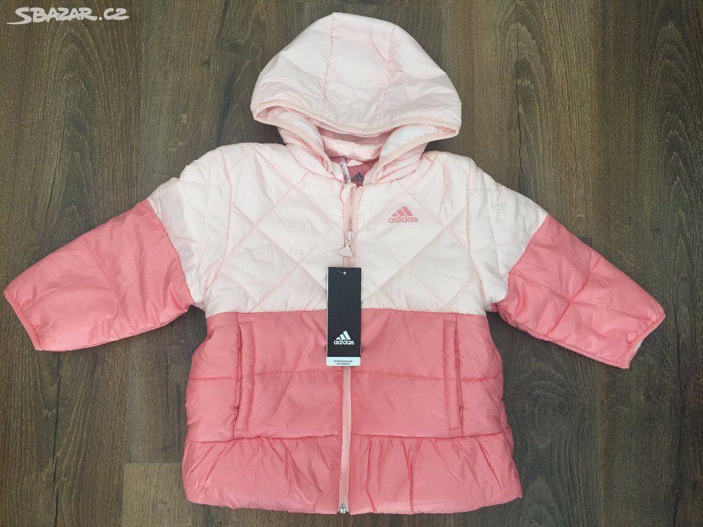 Nová dětská zimní bunda Adidas e864d2b805