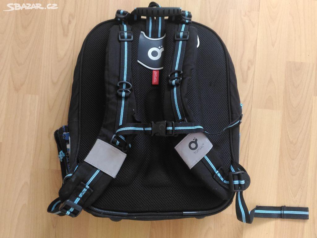 Školní batoh Topgal - Veleň fee11bbe3e