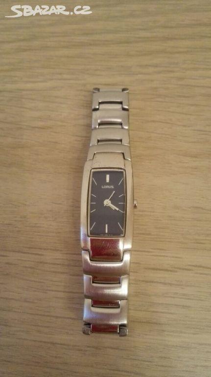Elegantní dámské hodinky Lorus 29c8d1571a