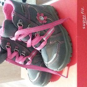 Dětské dívčí zimní botičky Superfit - Králův Dvůr 26e178e07a