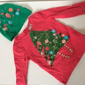 a4c3d29343e Inzeráty vánoční čepice - Oblečení pro děti od 1 do 3 let bazar ...