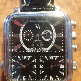 Pánské stylové hodinky V6 - Psáry 584110d6fd