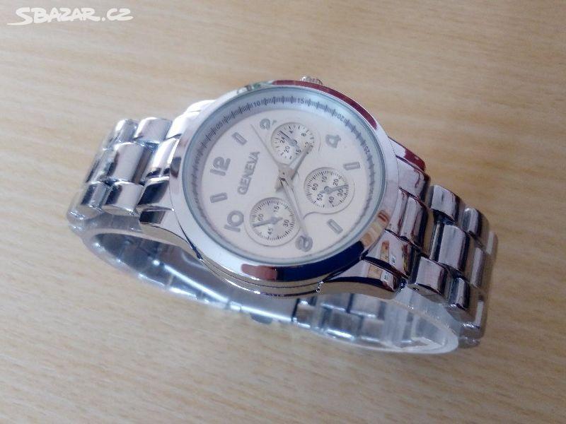 3a1c437d2 Geneva-dámské hodinky. - Zlín - Sbazar.cz