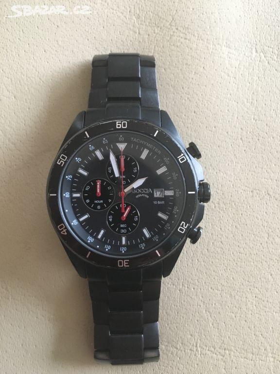 Pánské hodinky Boccia Titanium 3762-03 - Opava - Sbazar.cz 82bea49e644