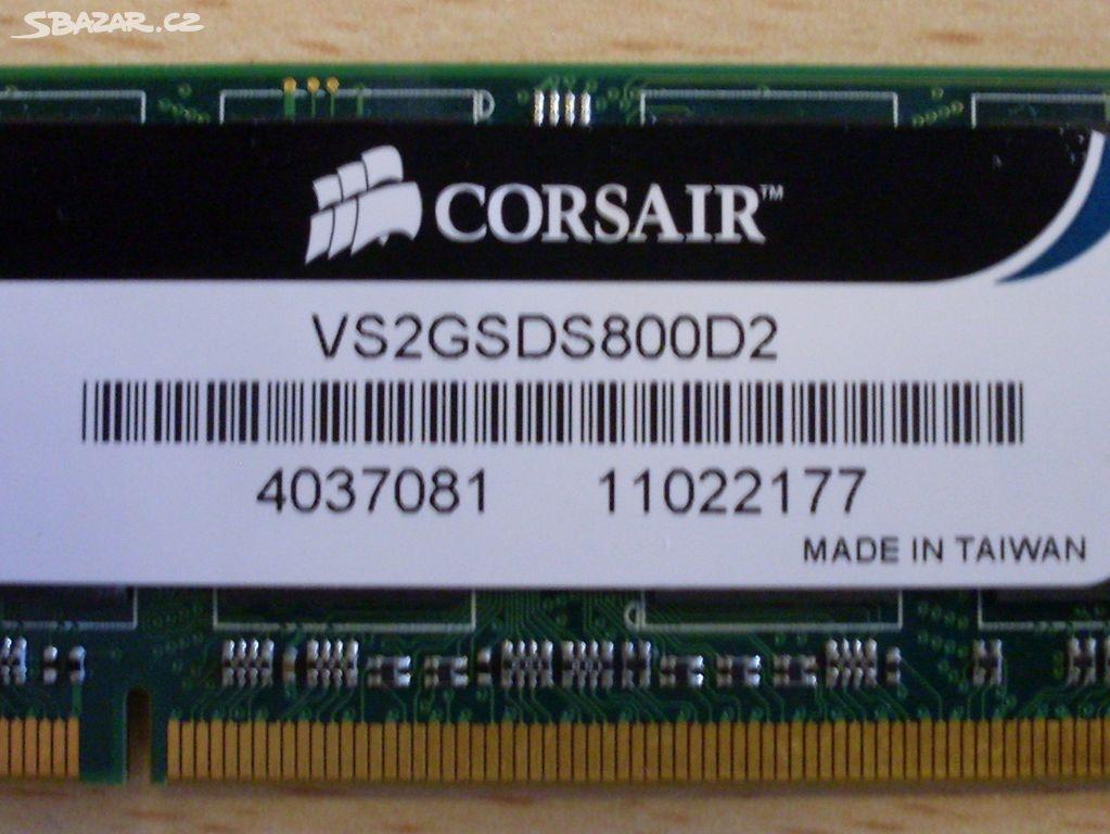 3bd5c914b0 Operační paměť SODIMM DDR2 2GB - Praha - Sbazar.cz