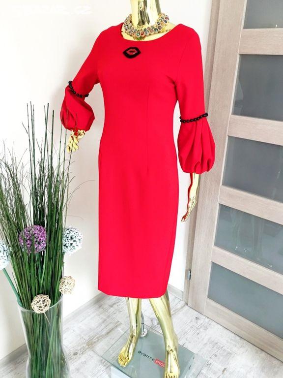 c72924651 Lux. dlouhé šaty (perly) z Ruska ! (design Gucci ) - Horoměřice ...
