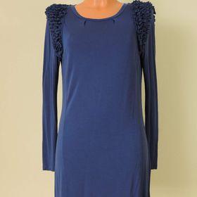 Inzeráty Modré šaty - Společenské šaty bazar okres Brno-město ... 17bd67d002